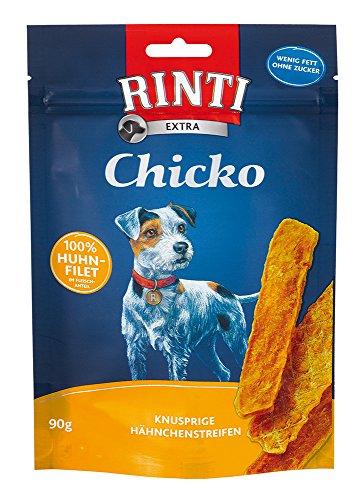Rinti Hundesnacks Extra Chicko Huhn 90 g, 6er Pack (6 x 90 g)