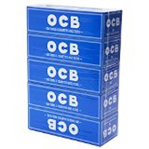 OCB, sigarette con filtro vuote, da riempire