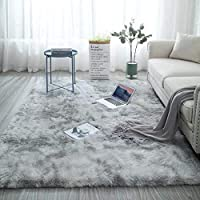 gensit Ultra Soft Modern Area Rugs Nursery Rug Home Room Plush Carpet Decor Area Rugs