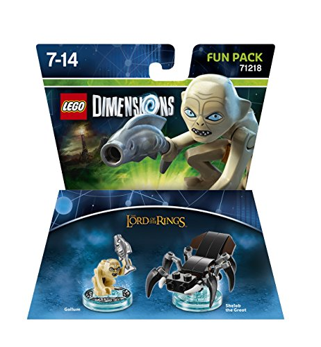Warner Bros. Interactive Spain (VG) LEGO Dimensions - Figure Lord of the Rings, Gollum