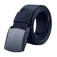 Blue Plastic Belt For Men
