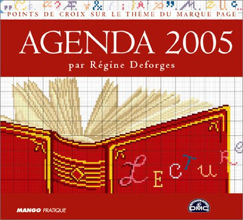 Agenda 2005 : marque page
