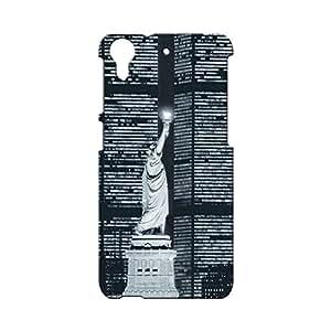 G-STAR Designer Printed Back case cover for HTC Desire 728 - G6623