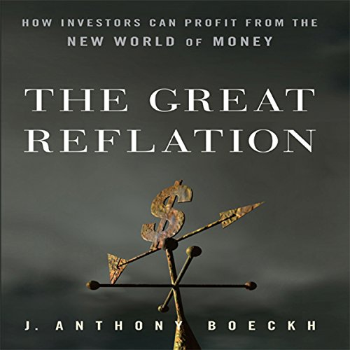 The Great Reflation  Audiolibri