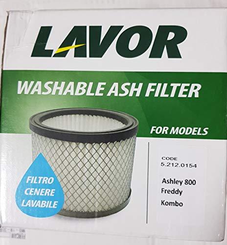 Filter Staubsauger Lavor FREDDY 4in1- Ø 12x H10,5cm -