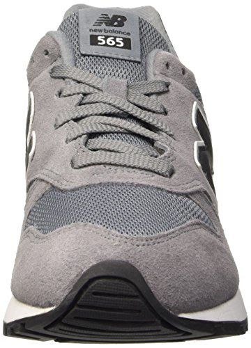 New Balance Herren Wl565v1 Sneakers Grau (Grey/Blue/Black)