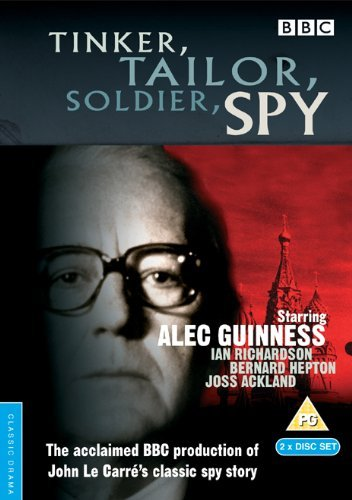 Tinker, Tailor, Soldier, Spy [Reino Unido] [DVD]