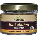 Herbaria Tonkabohnen, gemahlen (10 g) - Bio
