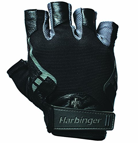 Harbinger Men s Pro – Weight Lifting Gloves