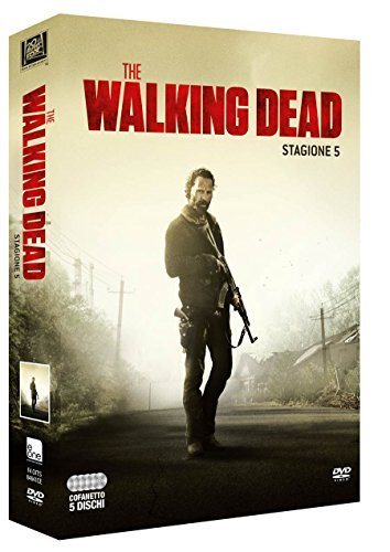 the walking dead - season 05 (5 dvd) box set DVD Italian Import by andrew - Dead Dvds Walking Box-sets