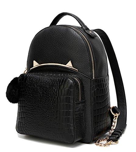 keshi-in-pelle-cool-piu-resistente-packable-pratico-zaino-da-viaggio-leggero-nero