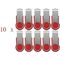 FEBNISCTE 100 pezzi 512MB(NON 512GB) USB 2,0 unità Memoria Flash