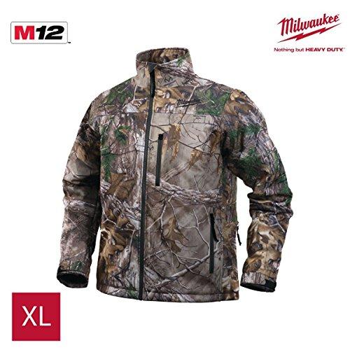Milwaukee Chaqueta calefactable camuflaje premium