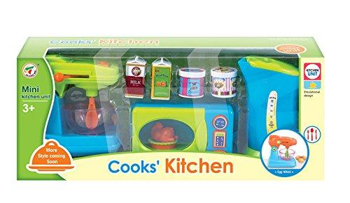 Joueco bn0196726Tetera eléctrica + Robot de Cocina + Horno microondas + Alimentos...