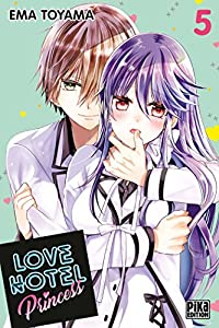 Love Hotel Princess Edition simple Tome 5