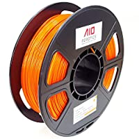 AIO Robotics Premium 3D Printer Filament, PLA, 0,5 kg PLA, Diameter 1,75 mm, Orange