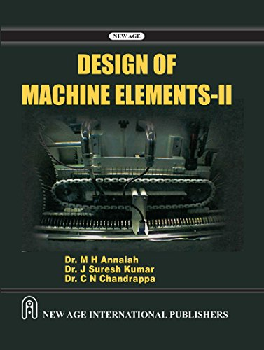 Design of Machine Elements - II