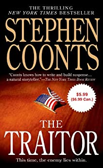 The Traitor: A Tommy Carmellini Novel von [Coonts, Stephen]