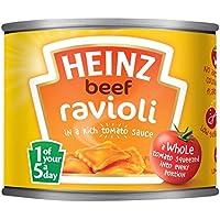 Heinz Ravioli en salsa de tomate 200g