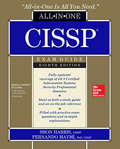 CISSP All-in-One Exam Guide, Eighth Edition por Fernando Maymi