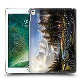 Head Case Designs Offizielle Chuck Black Wild Amerika Ladschaft Ruckseite Hülle für iPad Pro 12.9 (2017)