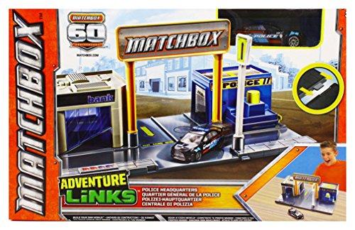 Mattel Y6092 - Matchbox Zubehör Sortiment - Baustelle Matchbox