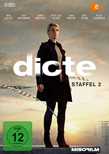 Kostüm Zeitung Männer - Dicte - Staffel 2 [3 DVDs]