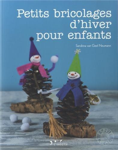 Petits bricolages d'hiver pour enfants