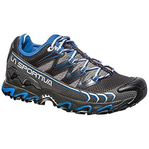 La Sportiva Ultra Raptor Woman, Scarpe da Trail Running Donna, Multicolore (Carbon/Cobalt Blue 000), 38.5 EU