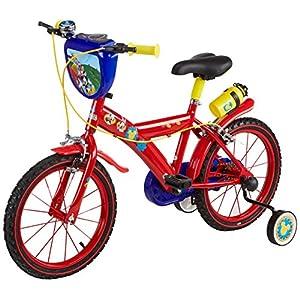 "51PWgM70mTL. SS300 Disney 13196 - 16"" Bicicletta Mickey Mouse"