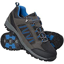Mountain Warehouse Botas de senderismo impermeables Path para hombre