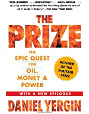 The Prize The Epic Quest for Oil Money & Power