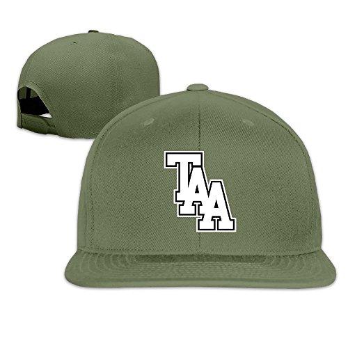 thna-the-amity-affliction-band-logo-baseball-regolabile-fashion-forestgreen-taglia-unica