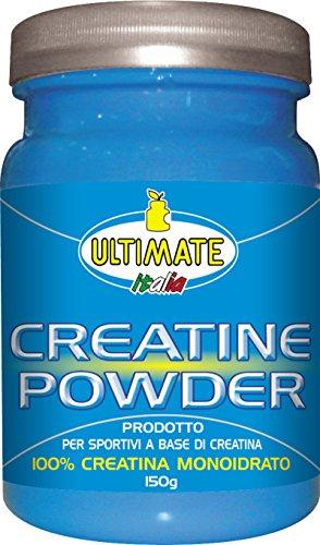 Ultimate Italia 100% Creatina Monoidrato - 150 gr