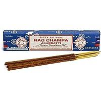 Satya Nagchampa Incense Sticks(15gms x 12 Packs) preisvergleich bei billige-tabletten.eu