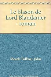 Le blason de Lord Blandamer - roman