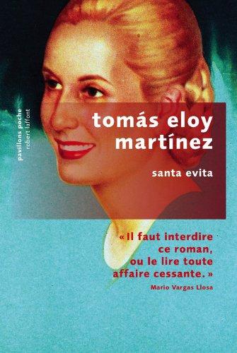 Santa Evita par Tomás Eloy MARTÍNEZ