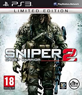 Sniper: Ghost Warrior 2 - Limited Edition (B007ZYP3LU) | Amazon price tracker / tracking, Amazon price history charts, Amazon price watches, Amazon price drop alerts