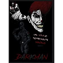 DARKMAN: Um Mímico Totalmente Maníaco- PARTE 1 (Portuguese Edition)