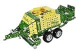 Tronico - 10052 - Presse Krone Big Pach High Speed - Echelle 1/24 - 715 Pièces - Vert...