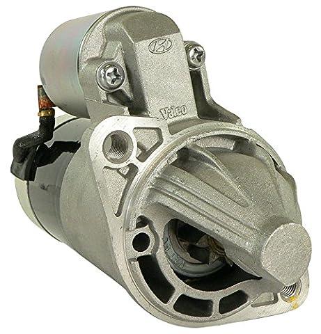 DB Electrical SMN0002 Starter (Fits Hyundai Elantra 1.8L 2.0L 96 97 98 99 00 01) by DB Electrical