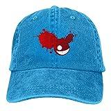 Sdltkhy Cthulhu Deadmau5 Cappello da Baseball per Adulto Cappello da Baseball Regolabile Atletico per Un Fantastico Cappello per Uomo e Donna Multicolor61
