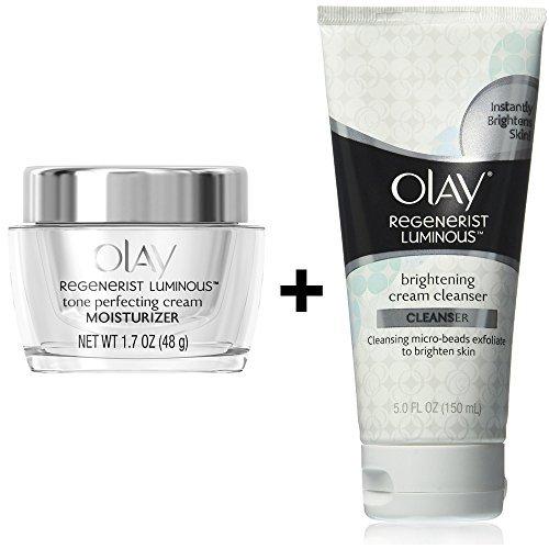 Olay Regenerist Luminous - Tone Perfecting Cream 1.7oz (48g) +