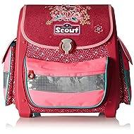 Scout Set de sacs scolaires, rouge (Rouge) - 72400987700
