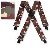 Brimarc Einheitsgröße Wüste Camouflage Herren Arbeit Design 2