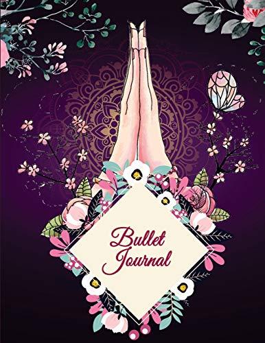 Bullet Journal: Yoga Meditation Design, 8.5