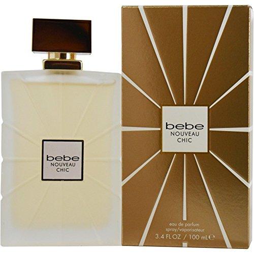 Bebe Noveau Chic Women, Eau de Parfum Donna, 100 ml