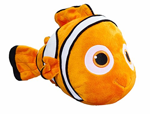 Buscando a Dory - Peluche Dulces sueños Nemo, Naranja (Bandai 36548)