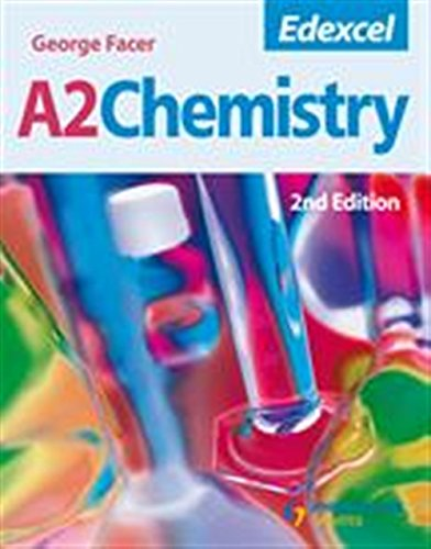 Edexcel A2 Chemistry Textbook Second Edition