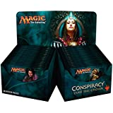 Magic the Gathering 14201 Conspiration prendre la Couronne affichage Booster (Boîte de 36)